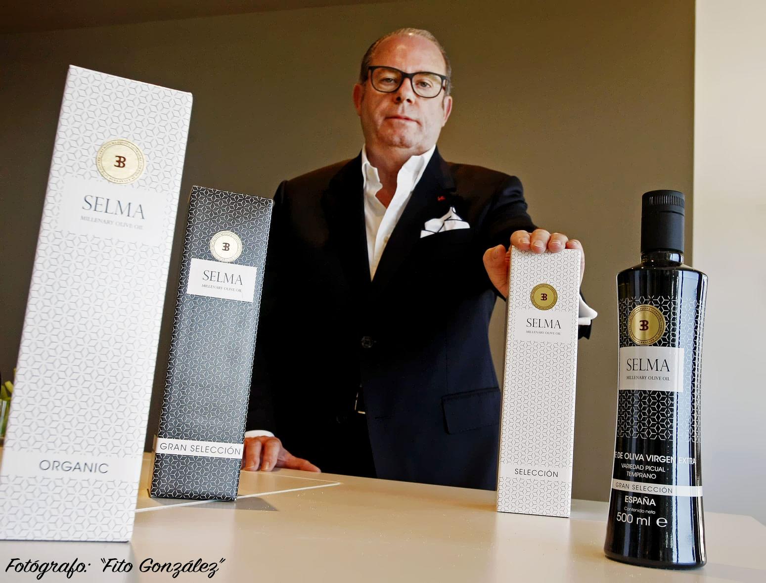 Aceite de oliva virgen extra Selma Olive Oil