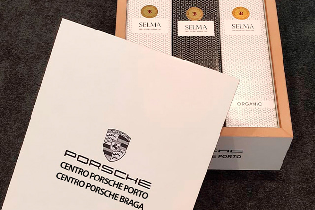 Porsche Portual Selma Olive Oil